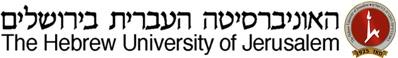 האוניברסיטה העברית ירושלים כתובת